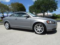 *2007 Volvo C70 Convertible**Gray with Quartz