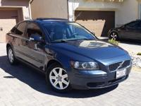 2007 Volvo S40 2.4i, well maintained and in great