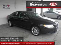Includes a CARFAX buyback guarantee*** 2007 Volvo S80