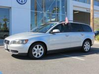 This 2007 Volvo V50 will sell fast ABS Brakes -Power