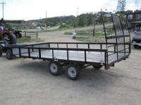 2007 Voyager Trailers 4 PLACE EXCELLENT SHAPE Trailers
