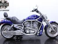 2007 VRSCA V-Rod. LONG AND LOW. SMOOTH AND FAST. CLEAN