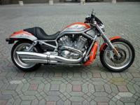 1,250 cc of Screamin Eagle Revolution V-twin. ONLY 254