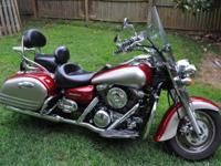 2007 Vulcan Nomad 1600 -Very good condition, clean.