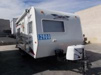 2007 Weekend Warrior 1800SX toy hauler travel trailer