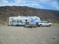 20007 weekend warrior cr 37 fifth wheel trailer very