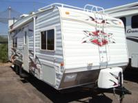 2007 Weekend Warrior FS2300 Super Lite Toy Hauler,