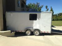 2007 Wells Cargo CW1622102 Trailer- - Wells Cargo 16