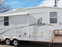 For Sale: 2007 Wildcat Fifth Wheel Trailer By Woodland