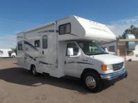 2007 Winnebago Access Model: 24V 24.5 FT GAS CLASS C