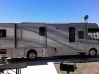 Lovely 2007 Winnebago Adventurer 35A for sale with 2012