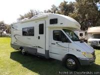 2007 Winnebago View 32H Class C Motorhome Come and See