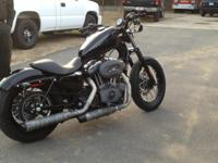 Selling my 07 nightster.  3700 miles The bike has