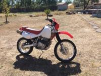 2007 XR650L Excellent condition only 5850 miles Has all