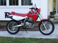Honda XR650L THUMPER single cylinder on/off road