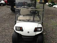 2007 YAMAHA GOLF CARS THE DRIVE MODEL COLORS AVAILABLE