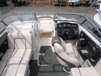 2007 Yamaha AR 230 High Result Twin Engine Boat powered