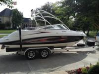 2007 Yamaha AR 230 HO, This boat has actually been