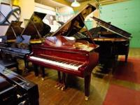 ~ Pristine Yamaha Baby Grand Piano model GB1 ~. ~