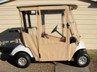 2007 Yamaha Drive gas golf cart. Runs and drives great!