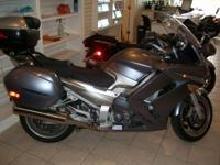 Description Make: Yamaha Year: 2007 VIN Number: