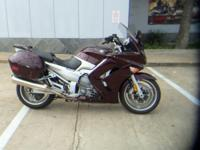 Description Make: Yamaha Mileage: 13,665 miles Year: