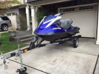 2007 Yamaha FX Cruiser High Output. 4 stroke, 160 HP 3
