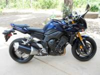 Year: 2007Exterior Color: BlueMake: YamahaVehicle