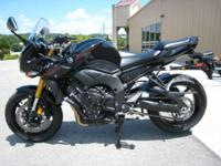 2007 Yamaha FZ1 READY FOR SPORT TOURING REAL WORLD HIGH