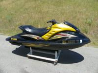 2007 YAMAHA GP1300R WITH 170 HP AND ONLY 100 HOURS!