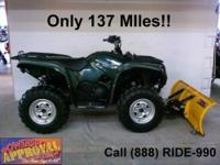 2007 Yamaha Grizzly 660 4X4 ATV - For sale with only