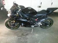 Hi I have Yamaha r6 2007 mint condition very good