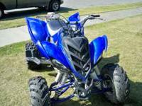 I have a 2007 yamaha raptor 700. i put new brake pads