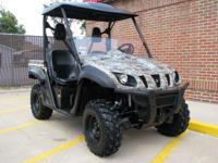 2007 Yamaha Rhino 660 4x4. This machine has a 660cc