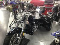 2007 Yamaha Road Star Midnight AMERICAN TRIKES AND