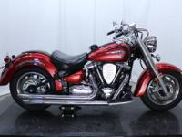 2007 Yamaha Road Star (XV1700A) IT COMES BY ITS