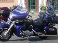 JUST REDUCED 2007 Yamaha Royal Star Venture fully