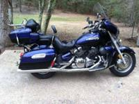 2007 Yamaha Royal Star Venture This 2007 Yamaha Royal
