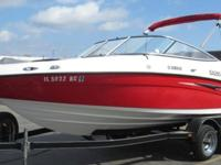 .,.,The boat is an SX210 Yamaha with twin 4-stroke,