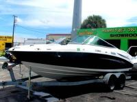 2007 YAMAHA SX210 JET WATERCRAFT 21 FTS WITH TRAILER