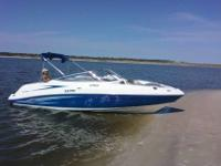 2007 Yamaha SX230 SX 230 23' Jet Boat 50 hours on it