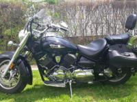 Yamaha V Star 1100 in great condition. Always garage