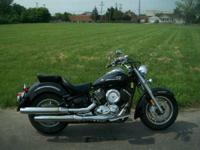 2007 Yamaha V Star 1100 Classic ONLY 300 MILES! LIKE
