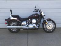 2007 Yamaha V-Star 1100 Custom is in great shape and
