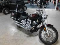 2007 Yamaha V Star 1100 Custom Cruise or Tour GETTING