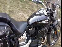 Reduced price. Selling my 2007 V Star 1100 Custom.