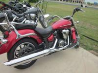 2007 Yamaha V Star 1300 V Star 1300 THIS BIKE IS