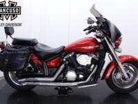 2007 Yamaha V Star 1300 80 CUBIC-INCHES OF BRAND-NEW