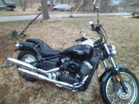 i have a 2007 v star motor cycle that has 1400 original