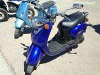 2007 Yamaha Vino 125 SAVE ON GAS NOW! LA DOLCE VITA!